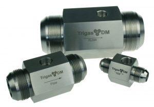 TrigasDM Turbinen präzise Durchflussmesstechnik