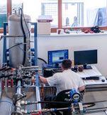 Kalibrierlabor Trigas DM hochgenaue Durchflussmesstechnik