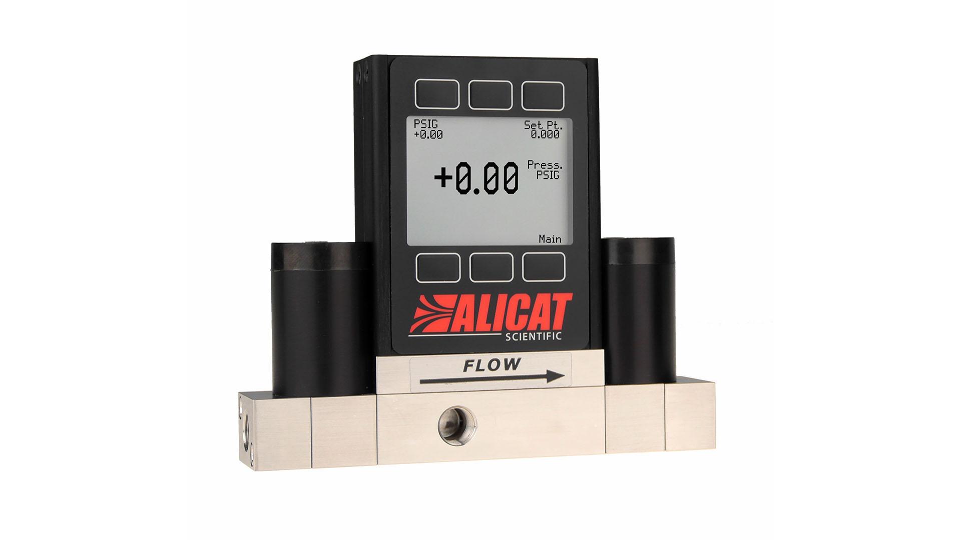 günstiger PCD Absolut- oder Relativdruckregler TrigasDM Durchflussmesstechnik