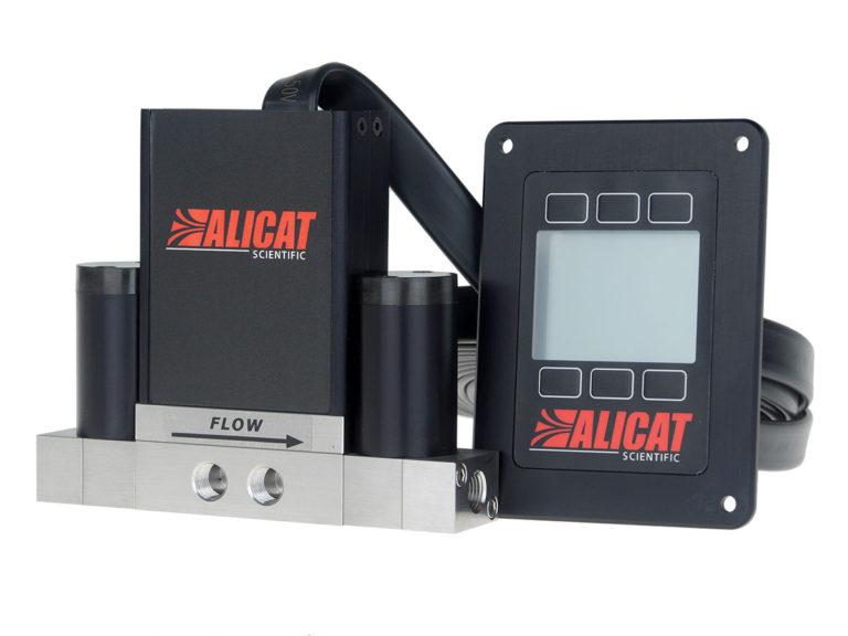 günstiger Alicat-PCD Absolut- oder Relativdruckregler TrigasDM Durchflussmesstechnik