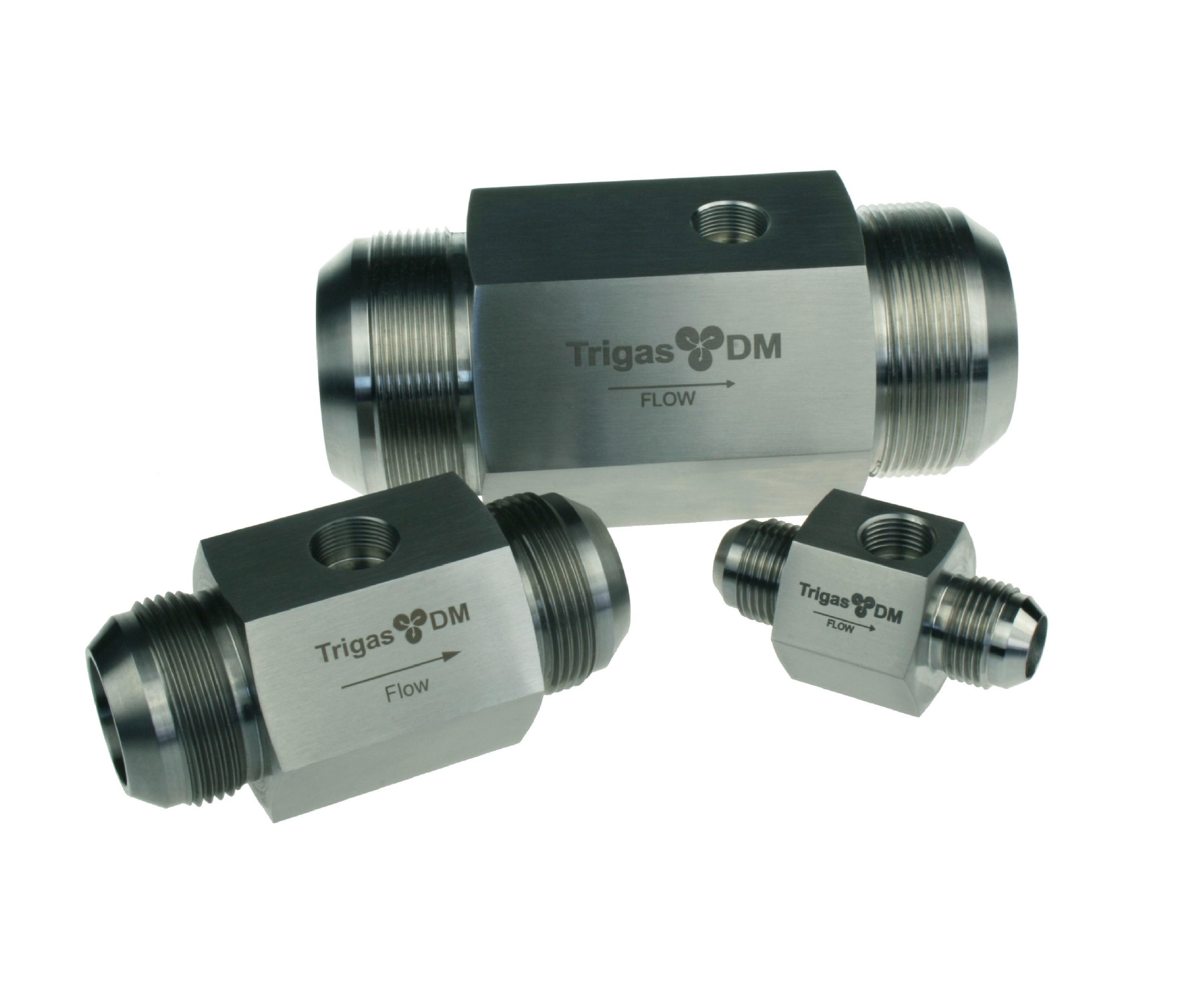 TrigasDM präzise Durchflussmesstechnik
