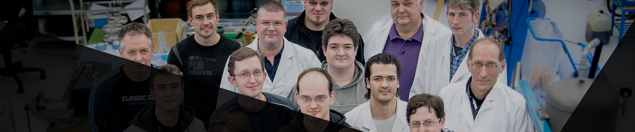 Trigas Team - präzise Durchflussmesstechnik