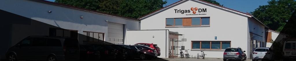 Unternehmen Header-TrigasDM präzise Durchflussmesstechnik