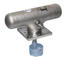 Superhochdruck Coriolis Durchflussmesser TrigasDM