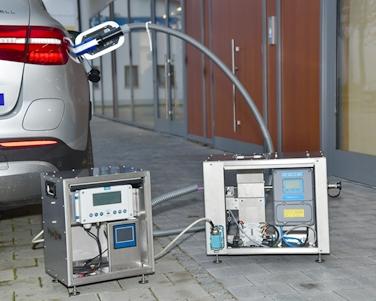 Wasserstoff Referenz Messsystem RMS